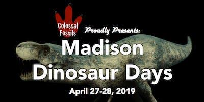 Madison Dinosaur Days