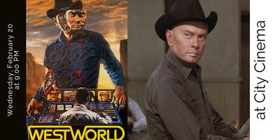 Film Screening: WestWorld (Michael Crichton, 1973)