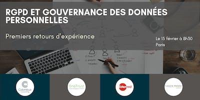 RGPD et gouvernance des données personnelles : retours d\