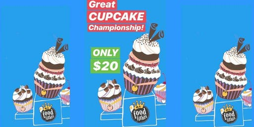 8th Annual Great CUPCAKE Championship! #BestCupcakesRI