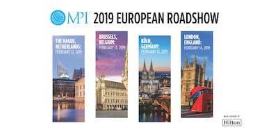 MPI 2019 European Roadshow