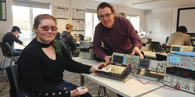 Electronic Engineering Taster Day - March 2019