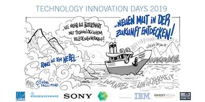 TECHNOLOGY INNOVATION DAYS 2019 @ 3IT Berlin / 12. - 13. Februar 2019