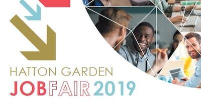 Hatton Garden Job Fair