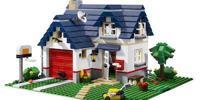 Master Builders Club Children's LEGO® Workshop - The Henley House & Garden Show