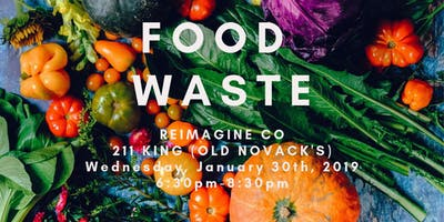 Open Forum on Food Waste