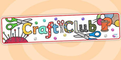 Children's Craft Club @ Chingford Library tickets