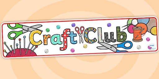 Children's Craft Club @ Chingford Library