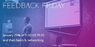 Feedback Friday // CPHUX