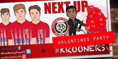 Camberley U18'S VALENTINES PARTY