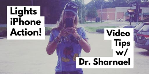 Inspiring Your World Via VIDEO with Dr Sharnael