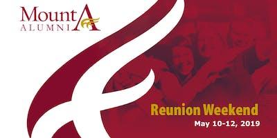 Mount Allison Reunion 2019 – à la Carte Registration