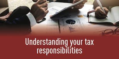 Understanding your tax responsibilities