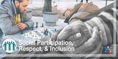 Age-Friendly Workgroup: Social Participation, Respect, & Inclusion