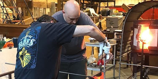 Glass Blowing 101 Workshop 2019 - 1 hour class