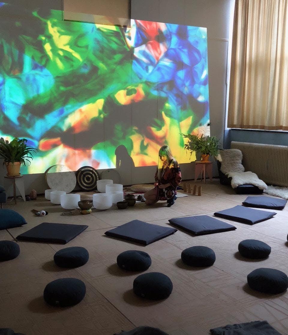 Sound Bath @ The White Door Studio