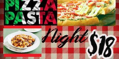 Pizza & Pasta Night (pickup or dine in)
