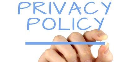 GDPR PRIVACY - Presentazione alla Pubblica Amministrazione