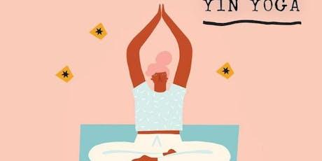 Yin Yoga Special Class tickets