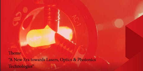 3rd International Conference on Lasers, Optics & Photonics (PGR) tickets
