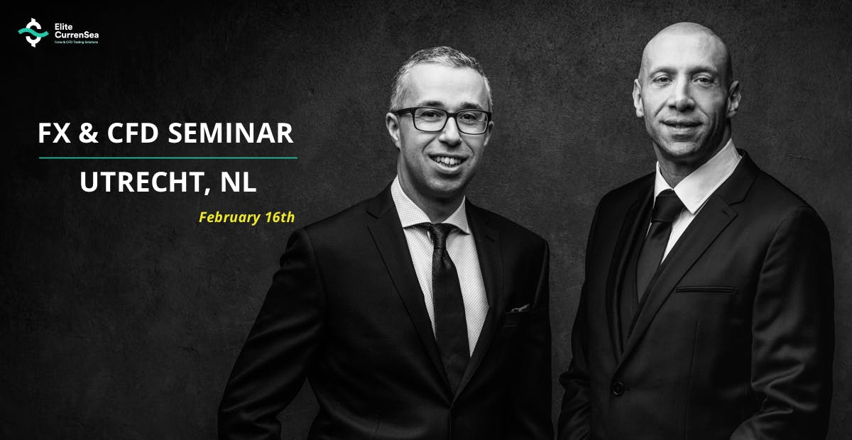 Trading & Networking Forex and CFD Seminar in Utrecht