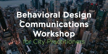 NYC Behavioral Design Team (BDT) Events | Eventbrite