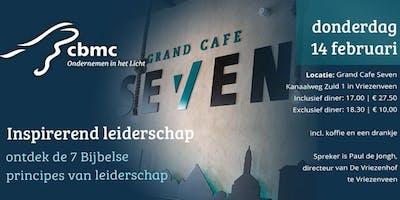 CBMC Regio Event Twente | 14 februari 2019