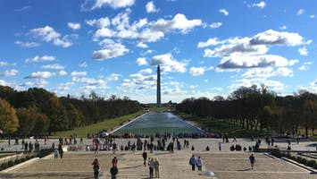 National Mall: Monuments & Memorials Architecture Tour