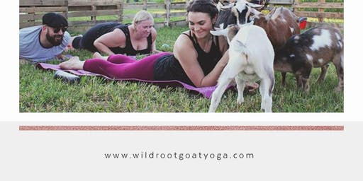 Wildroot Goat Yoga-July 21