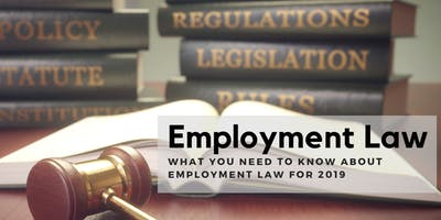 What you need to know about employment law for 2019:  Contracts, childcare, cannabis and cyberspace