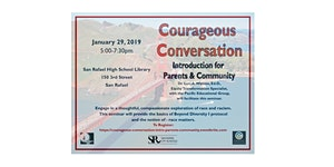 Introduction to Courageous Conversations - for Parents...