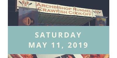 3rd Annual Archbishop Rummel Crawfish Cook-Off