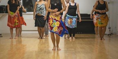 Ori London - Tahitian Dance Class (We)
