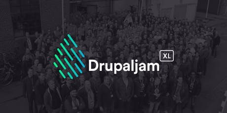 Drupaljam:XL 2019 tickets