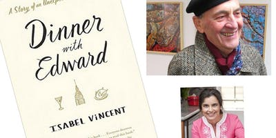 Author Isabel Vincent at the Salmagundi Club