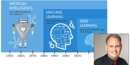 AI and Machine Learning – Looking at Today and Preparing for the Future tickets