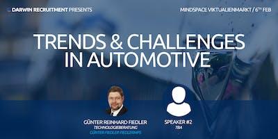 RecdoTech - Trends & Challenges in Automotive