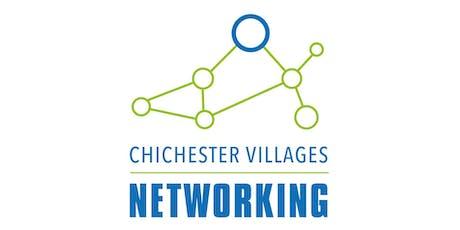 Chichester Villages Evening Networking tickets