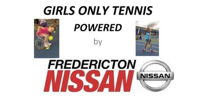 Girls Only Winter Tennis TRY Event 2019