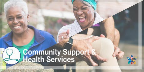 Age-Friendly Workgroup: Community Support & Health Services tickets