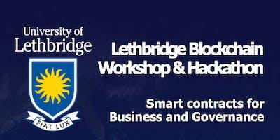 Lethbridge Blockchain Hackathon