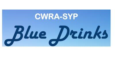 CWRA-SYP Blue Drinks Event