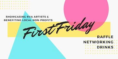 First Friday Children's Art Celebration w/ Brain I