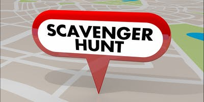 Family Scavenger Hunt & Pizza Party