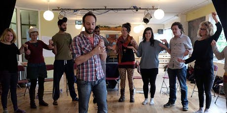 LIFEbeat CREATIVE PRACTICE for Group Leaders - 30 November - 1 December tickets