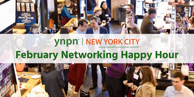 YNPN-NYC February Networking Happy Hour