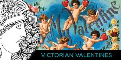 VICTORIAN VALENTINE CRAFTING