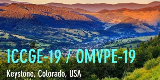 ICCGE-19 / OMVPE-19 - Keystone, Colorado, USA