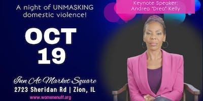 Women Enuff, Inc's 4th Annual Unmask The Violence Masquerade!