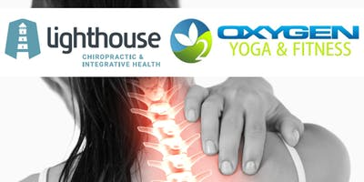 Free Neck and Upper-Back Workshop: Injury Prevention and Rehabilitation